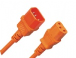 Singapore PSB Spring certified 3 prong IEC C13 power cord receptacle